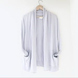 Wilfred Sweaters - Wilfred Silk + Cashmere Cardigan